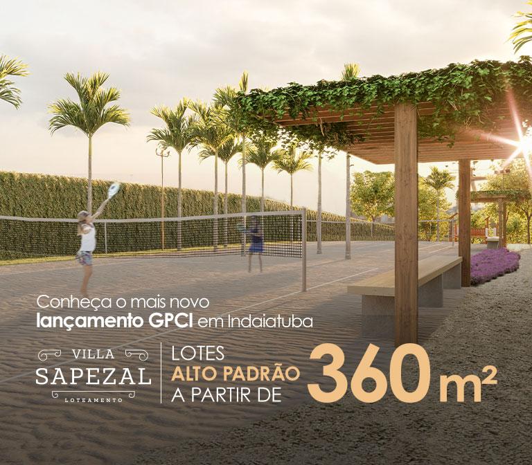 Villa Sapezal – Tênis de praia